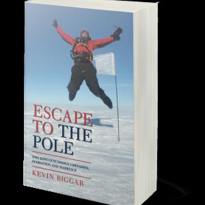 Escape to the Pole cover