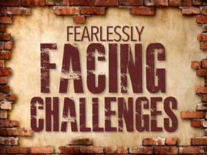 Fearlessly Facing Challenges Presentation by Motivational speaker in NZ Kevin BIggar